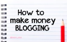 Five Ideas To Organize Your Own How To Make Money From Your Blog